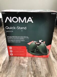 Quick sale: Noma Indoor quick stand/ Christmas tree decorations