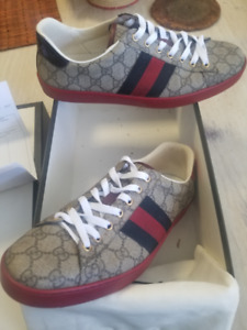 Gucci Ace GG Supreme Shoes