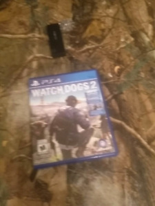 Selling watch dogs 2 ps4