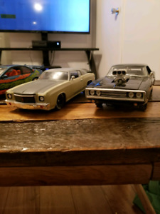 Lot de Diecast car 1/18 voiture collection fast and furious