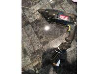 Hammer drill 240v