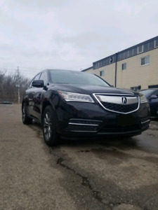 2016 FULLY LOADED ACURA MDX (1 OWNER ) !!!