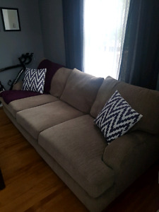 Chenille Sofa for Sale