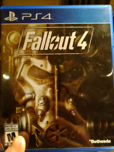 PS 4: Fallout 4, $30
