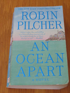 Robin Pilcher Novels - $1.00 each