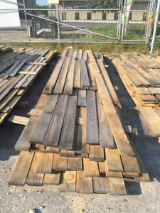 1x6 Tongue & Groove PILE -  LUMBER CLEAROUT