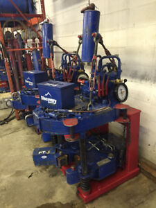 Power Tongs and related equipment