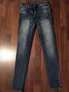 American Eagle Jeggings Size 0