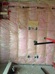 Framing, Drop down ceiling; general carpentry Residential and Co Edmonton Edmonton Area image 4