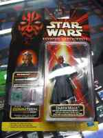 Star Wars Episode I Darth Maul Figure With Comm Tech Chip