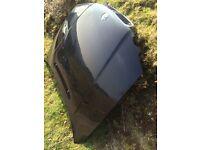 BMW Compact Black Bonnet