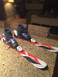Youth Ski and Boot Combo Package