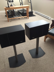 Bose 301 Series III Direct Reflecting Bookshelf Stereo Speakers