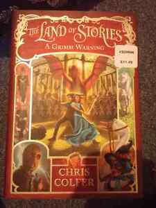 The Land of Stories Books by Chris Colfer