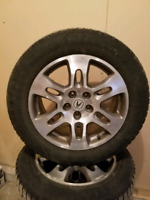 Winter Tires & Factory Rims 2008 & up Acura MDX Winnipeg Manitoba Preview