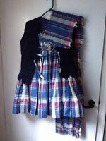 Highland dance aboyne dress