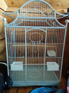 Vintage bird cage 170 obo