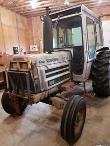 Tractor 262 White $7500 OBO