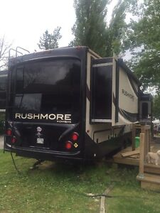2014 Rushmore  Lincoln By Crossroads