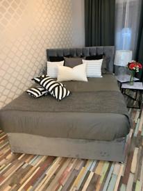 ✨✨French plush divan beds sale ✨✨