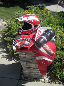 Motocross gear - Full youth complete outfit