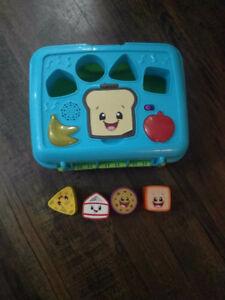 Several toddler toys