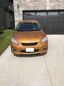 2010 Toyota Matrix Certified, Mint, Need Gone