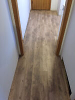 supply and install flooring Residential and Commercial. Rental p