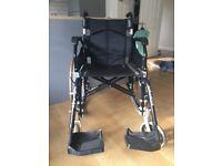 Self Propelled Wheeltech Wheelchair