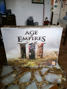 Age Of Empires III Board Game