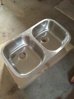 Bristol Stainless Undermount Sink