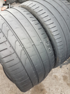 305/30R20 PIRELLI, 2 SUMMER TIRE FOR SELL
