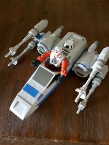 Star wars  x wing  with pilot Southern River Gosnells Area Preview