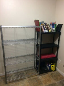 4 level Wire Shelving