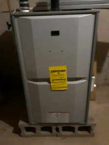 Propane/natural gas high efficiency furnace