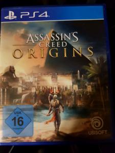 Assassins Creed Origins ps4 edition
