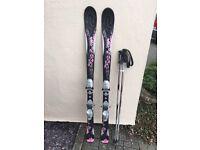 K2 One Luv women's Ski's.