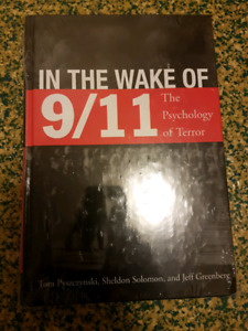 In the wake of 9/11: The psychology of Terror