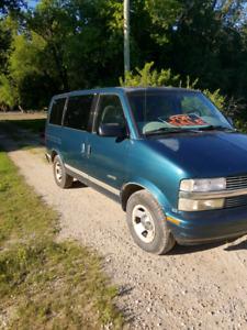 1997 Chevy astro van