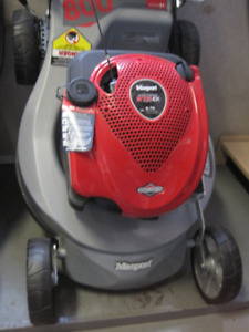 MASPORT REAR DRIVE SELF PROPELLED LAWNMOWER - NEW FULL WARRANTY