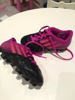 Girl Soccer shoes size US 10