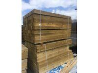 4x4 Fence Posts