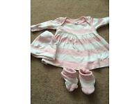 Original Gant baby girl outfit