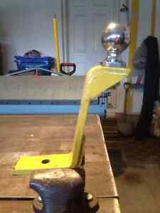 Trailer Hitch Insert Height Extender For Small Car. Cambridge Kitchener Area image 2