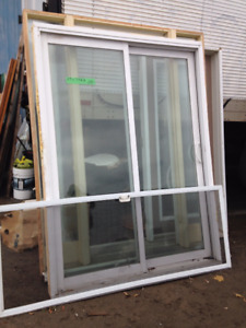 Patio Door & Screen