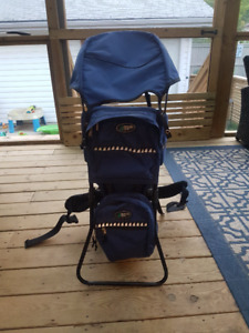 MEC baby hiking backpack