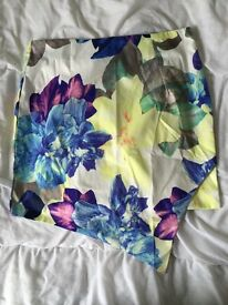 Beautiful patterned skirt