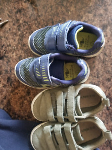 toddler size 7 sneakers