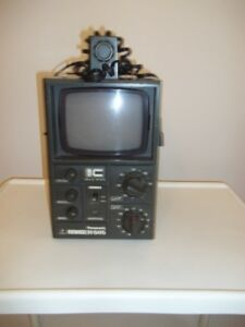 Télévision portative des années '50