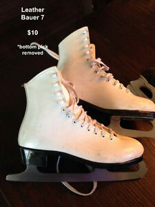 Winter boots, rain boots, skates, youth size 11, 12, 13